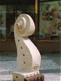 Hudba, 2003, v. 130 cm