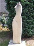 Velká dívka, 2003, v. 160 cm,prodáno
